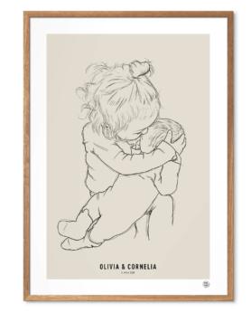 Personal siblings poster